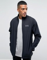 Under Armour Warm-up Jacket In Black 1248452-001
