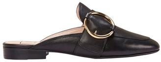 Jane Debster Halo Black Glove Loafer