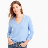 J.Crew Italian cashmere easy V-neck sweater