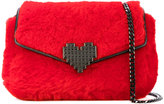 Les Petits Joueurs Ivy Lolita shoulder bag - women - Leather/Merino - One Size