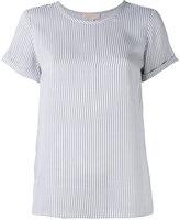 MICHAEL Michael Kors pinstripe blouse - women - Silk - XS