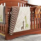 Lambs & Ivy 'Giraffe' Collection Reversible Coverlet