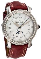 Maurice Lacroix Masterpiece Phase de Lune Dame Watch