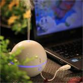 Asstd National Brand SPT SA-028: USB Ultrasonic Aroma Diffuser/Humidifier