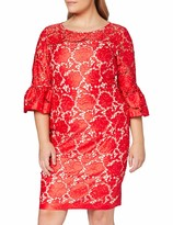Thumbnail for your product : Gina Bacconi Women's Genoveva Embroidered Dress Cocktail