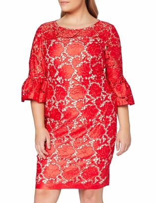 Gina Bacconi Women's Genoveva Embroidered Dress Cocktail