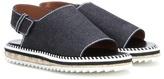 Givenchy Rocket Denim Sandals
