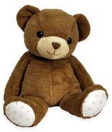 Cloud b Hugginz Large Bear Plush in Brown