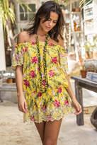 Miss June Floral Beach Dress