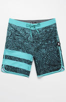 "Hurley Phantom Block Party Carve 18.5"" Boardshorts"