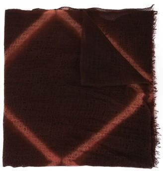 Suzusan Sheer Knitted Scarf