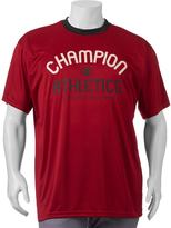 Champion Big & Tall Ringer Performance Tee