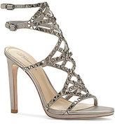 Vince Camuto Imagine Galvin Jeweled Satin Stiletto Dress Sandals