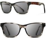 Shwood Men's 'Canby' 53Mm Polarized Sunglasses - Darkforest/ Elm/ Grey