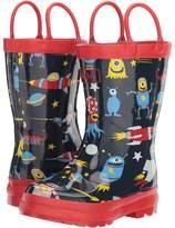 Hatley Space Aliens Rain Boots (Toddler/Little Kid)