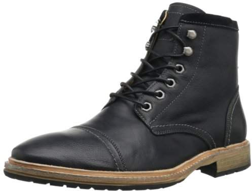 1a6cfbf3b27 Men's Indie Cap Boot,Black