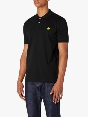 Paul Smith Spaceship Polo Shirt, Navy
