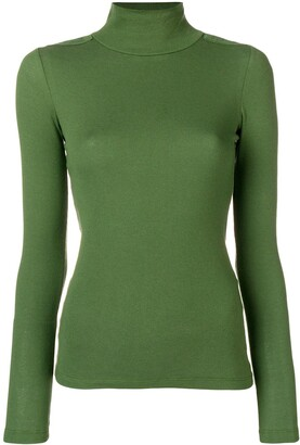 Each X Other Fitted Turtle Neck Sweater