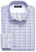 Banana Republic Slim-Fit Non-Iron Dobby Plaid Shirt