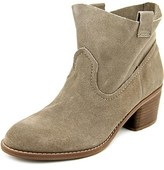 Carlos by Carlos Santana Leighton Women Round Toe Suede Ankle Boot.