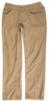 Helmut Lang Five-Pocket Corduroy Pants