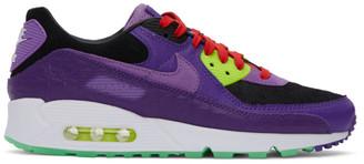 Nike Purple Air Max 90 QS Sneakers