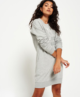 Superdry Graphic Sweat Dress