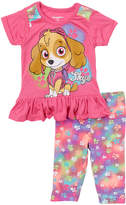 Children's Apparel Network Pink PAW Patrol Tee & Pants Set - Infant