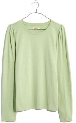 Madewell (Re)sourced Cotton Puff Sleeve T-Shirt
