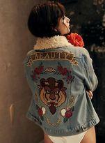 MinkPink New Women's Disney By Baroque N Beauty Jacket