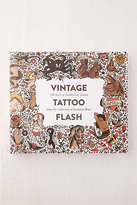 Urban Outfitters Vintage Tattoo Flash: 100 Years Of Traditional Tattoos From the Collection of Jonathan Shaw