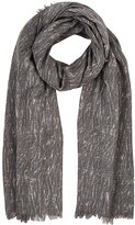 Barneys New York WOMEN'S TEXTURED SCARF