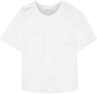 Rebecca Minkoff Fallon Cotton-poplin Shirt