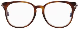 Chloé Tortoiseshell Acetate Round Glasses