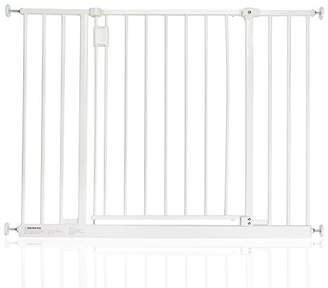 Safetots Extra Wide Hallway Gate, 97 to 103 cm, Black