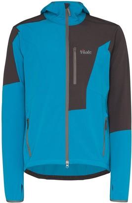 Tilak Softshell Trango panelled jacket