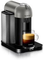 Nespresso by Breville VertuoLine Coffee and Espresso Maker in Titanium
