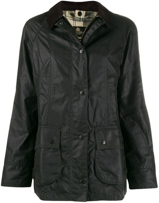 Barbour Snap Button Jacket