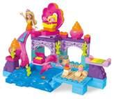 Mega Bloks Mega Construx Barbie Dreamtopia Mermaid Lagoon Building Set
