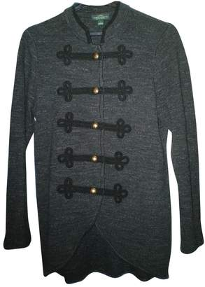 Lauren Ralph Lauren Grey Cotton Jacket for Women