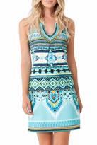 Hale Bob Ayako Jersey Dress
