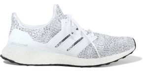 adidas Ultraboost Rubber-trimmed Stretch-knit Sneakers