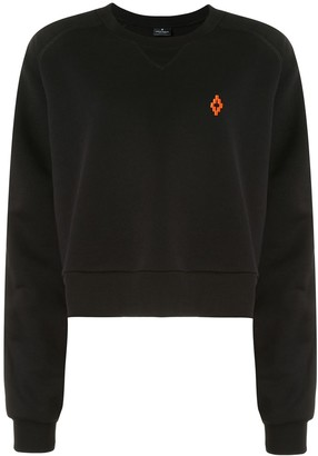 Marcelo Burlon County of Milan Side Zips Sweatshirt