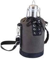 Picnic Time Insulated Tote with Stainless Steel Growler