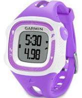 Garmin Ladies Forerunner 10 GPS Heart Rate Monitor Bundle Alarm Chronograph Watch 0100124172