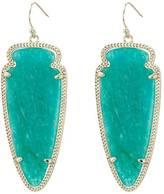 Kendra Scott Arrowhead Amazonite Earrings