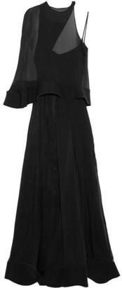 Esteban Cortazar Long dress