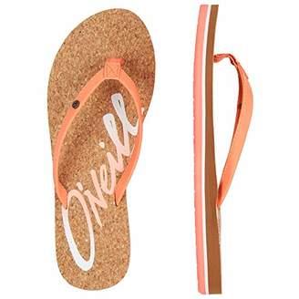 O'Neill Women's Fw Logo Cork Sandals Shoes & Bags