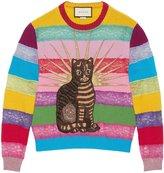 Gucci Women's 457430X5l485609 Wool Sweater
