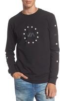RVCA Men's Star Circle Graphic T-Shirt